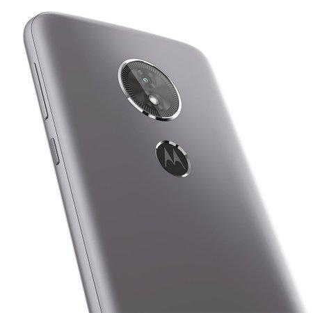 Smartphone Motorola Moto E5, 16GB, Dual Chip, 13MP, 4G, Platinum - XT1944