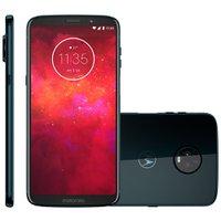 Smartphone Motorola Moto Z3 Play, 64GB, Dual Chip, 4G, Indigo - XT1929