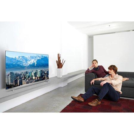 Ultra HD TV LED, 65 TCL, 4K, 3 HDMI e 2 USB, Wi-Fi - 65P6US