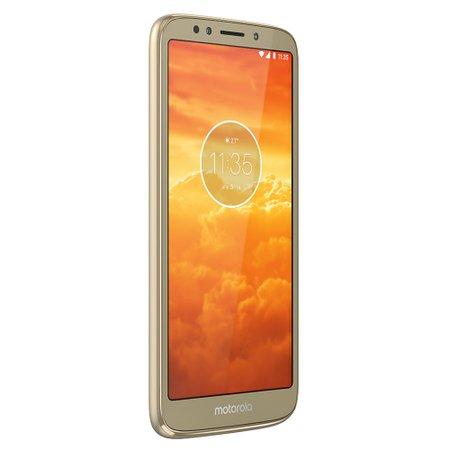 Smartphone Motorola Moto E5 Play, 16GB, Dual Chip, 8MP, 4G, Ouro - XT1920