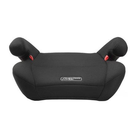 Assento para Carro Multikids Safe Booster, 22 a 36Kg, Preto - BB520