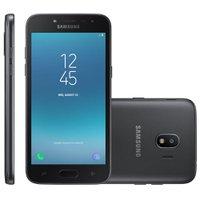 Smartphone Samsung Galaxy J2 Pro, Dual, 16GB, 8MP, 4G, Preto - J250M