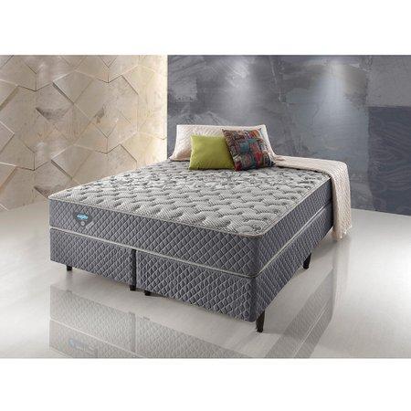 Base para Cama Box Casal King Ecoflex Relax Comfort - 193x203
