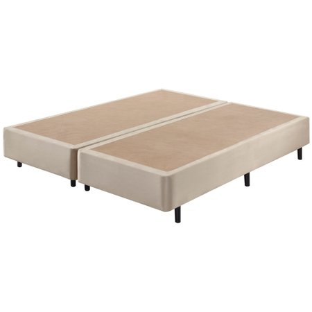 Base para Cama Box King Ecoflex Relax Duo Comfort II/High Comfort - 193x203