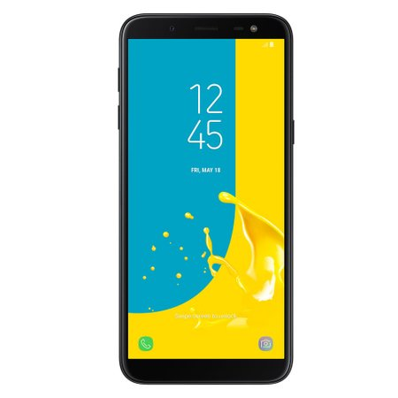 Smartphone Samsung Galaxy J6, TV, Dual, 64GB, 13MP, 4G, Preto - J600GT