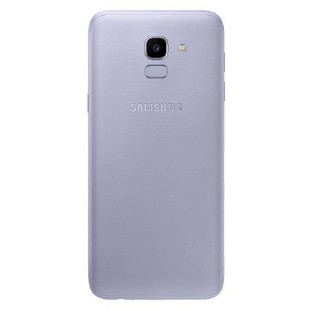 Smartphone Samsung Galaxy J6, TV, Dual, 64GB, 13MP, 4G, Prata - J600GT
