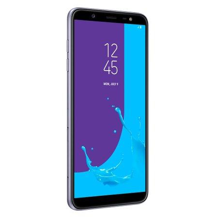 Smartphone Samsung Galaxy J8, Dual Chip, 64GB, 4G, Prata - J810M
