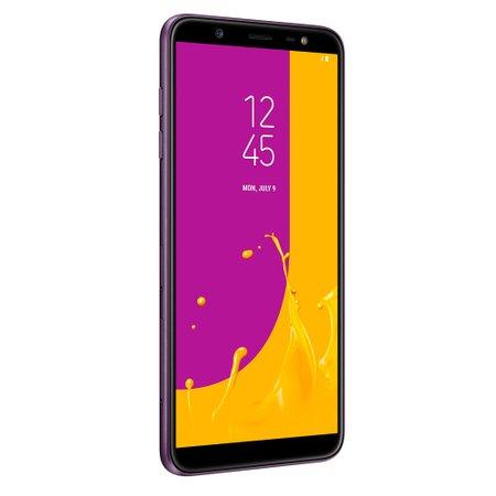Smartphone Samsung Galaxy J8, Dual Chip, 64GB, 4G, Violeta - J810M