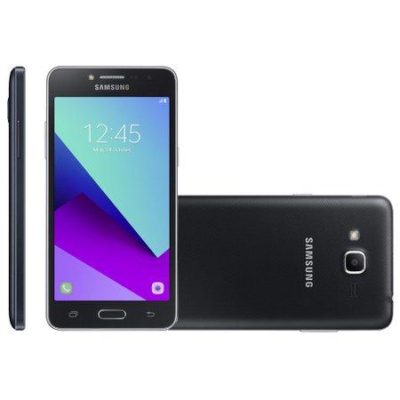 Smartphone Samsung Galaxy J2 Prime New, Dual, 16GB, 8MP, 4G, Preto - G532M