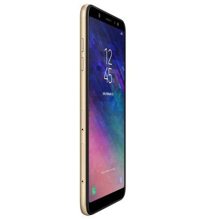 Smartphone Samsung Galaxy A6+, Dual Chip, 64GB, 4G, Dourado - A605GN