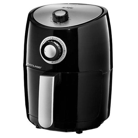 Fritadeira Sem Oleo Air Fryer Multilaser, 1000W, Capacidade 2 Litros, Timer