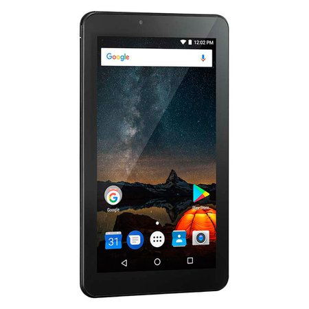 Tablet Multilaser M7S Plus, 7, 8GB, Wi-Fi, Bluetooth, Preto - NB273