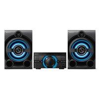 Mini System Sony, 1600W RMS, Bluetooth, Karaoke, com Controle Remoto - MHC-M60D