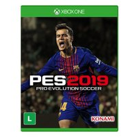 PES - Pro Evolution Soccer 2019 para XBox One