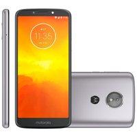 Smartphone Motorola Moto E5, 32GB, Dual Chip, 13MP, 4G, Platinum - XT1944