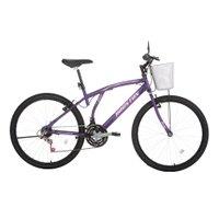 Bicicleta Houston Bristol Lance Aro 26, 21 Marchas, Quadro Aco Carbono - BR262Q