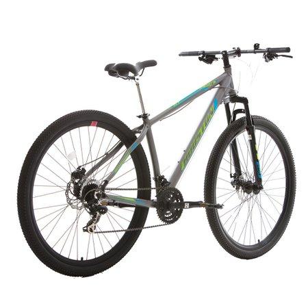 Bicicleta Houston Mercury HT, Aro 29, 21 Marchas, Quadro 17 em Aluminio - MSN291