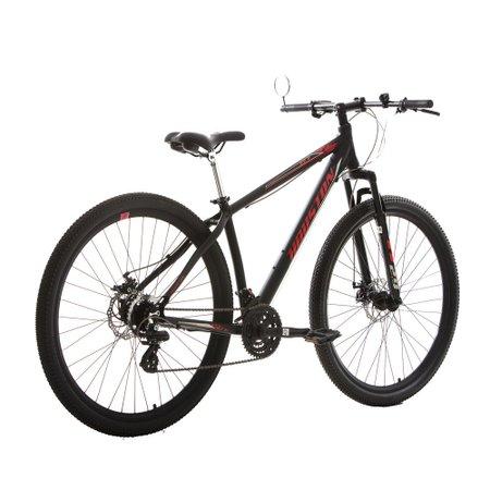 Bicicleta Houston Mercury HT, Aro 29, 21 Marchas, Quadro 17 em Aluminio - MRN291