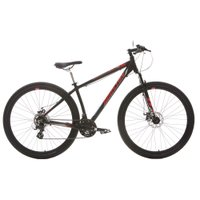 Bicicleta Houston Mercury HT, Aro 29, 21 Marchas, Quadro 19 em Aluminio - MRN292