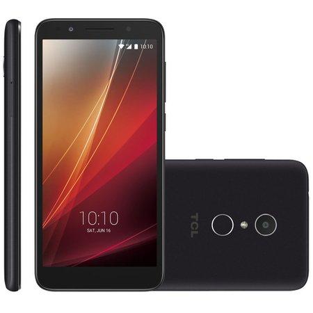 Smartphone TCL L9, 16GB, 13MP, TV, Dual Chip, 4G, Preto - 5159J