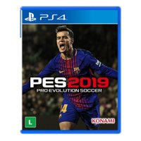 PES - Pro Evolution Soccer 2019 para PS4