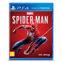 Marvels Spider-Man para PS4