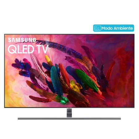 Smart TV QLED 65'' Samsung, Modo Ambiente, 4K, 4 HDMI, 3 USB, Wi-Fi - QN65Q7F