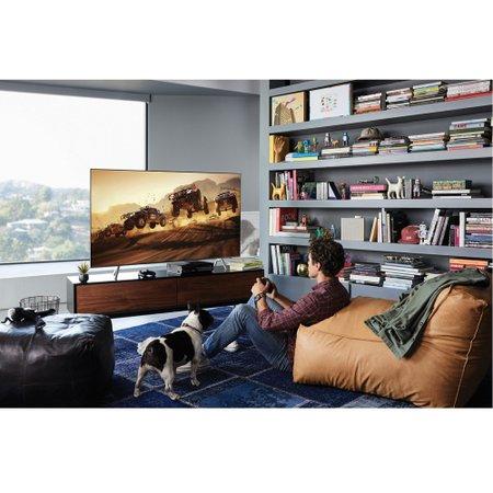 TV QLED 65 Samsung, 4K, 4 HDMI, 3 USB, com Wi-Fi - QN65Q6FN