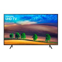 Smart TV Ultra HD LED 40'' Samsung, 4K, 3 HDMI, 2 USB, com Wi-Fi - UN40NU7100