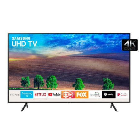 Item do Produto:  Descricao Produto: Ultra HD TV LED 50 Samsung, 4K, 3 HDMI e
