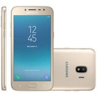 Smartphone Samsung Galaxy J2 Pro, Dual, 16GB, 8MP, 4G, Dourado - J250M