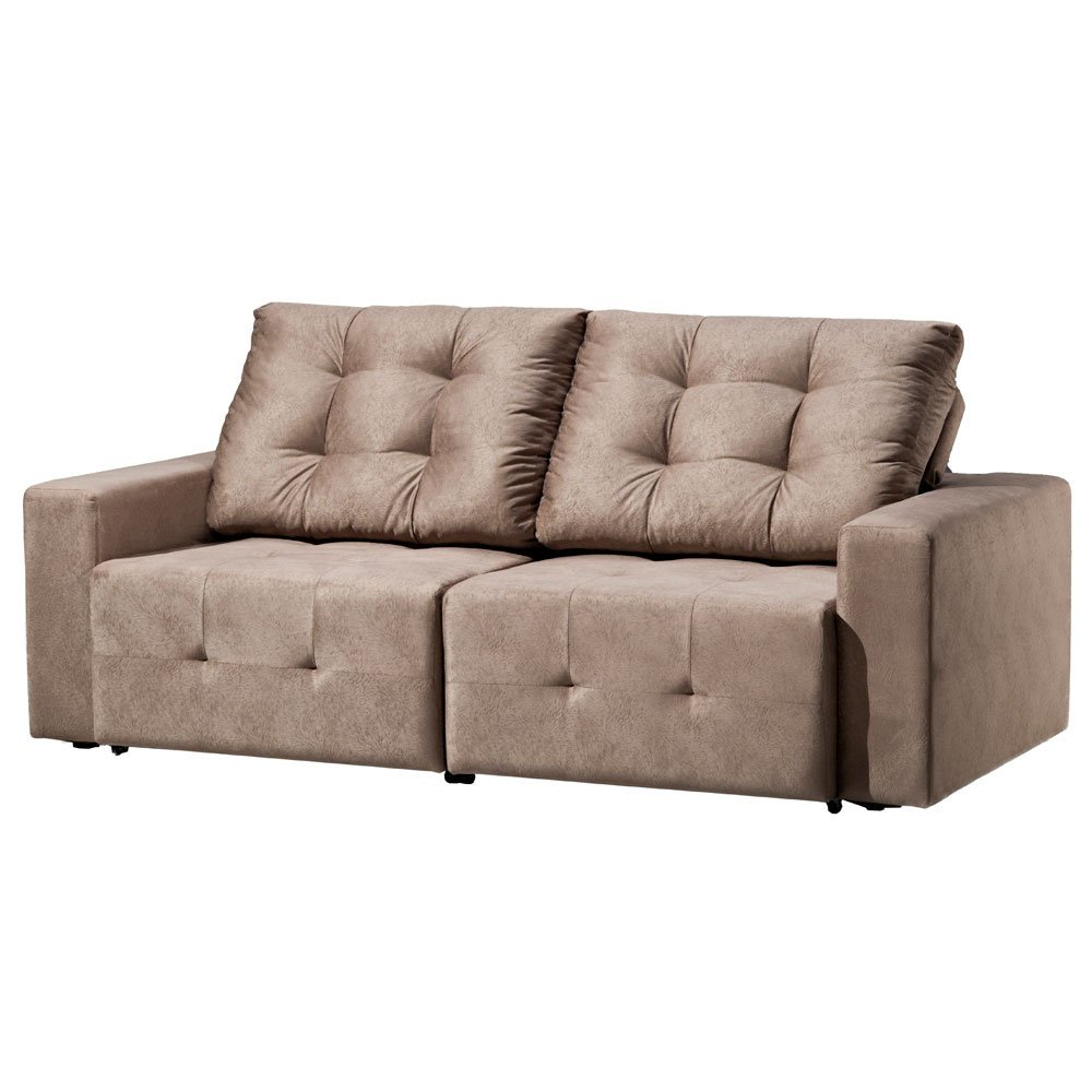 Sofa 2 Lugares Retratil E Reclinavel Martiny Texas Colombo
