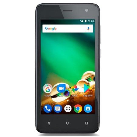 Smartphone Multilaser MS45 , 4G, 8GB, 8MP, Dual Chip, Preto - P9062