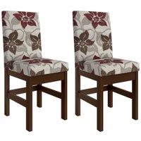 Kit com 2 Cadeiras Zamarchi - 14