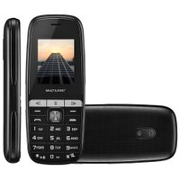 Celular Multilaser Up Play, Dual Chip, Bluetooth, Preto - P9076