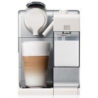Máquina de Café Nespresso New Latissima Touch Prata - F521