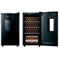 Cervejeira Consul Smartbeer Carbono 82 Litros Frost Free - CZE12AE