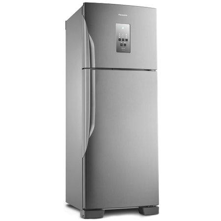 Refrigerador / Geladeira Panasonic Frost Free, 2 Portas, 483L, Prata - BT55PV2X