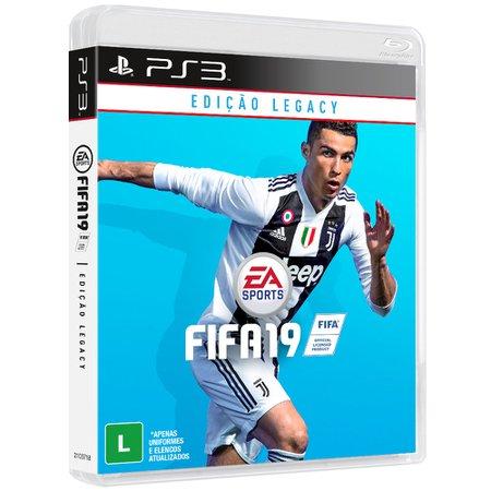 FIFA 2019 para PS3