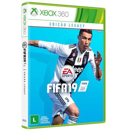 FIFA 2019 para Xbox 360