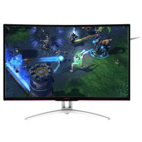 Monitor Gamer AOC Agon 32 Tela Curva LED Full HD - AG322FCX/75