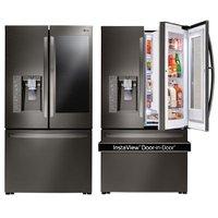 Refrigerador / Geladeira LG Freench Door Monarch 4, 552 Litros - GR-X248LKZ