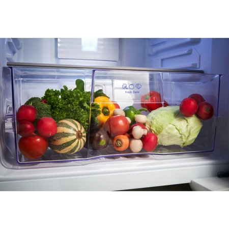 Refrigerador / Geladeira Panasonic Frost Free, 2 Portas, 435L, Branca - BT50BD3W
