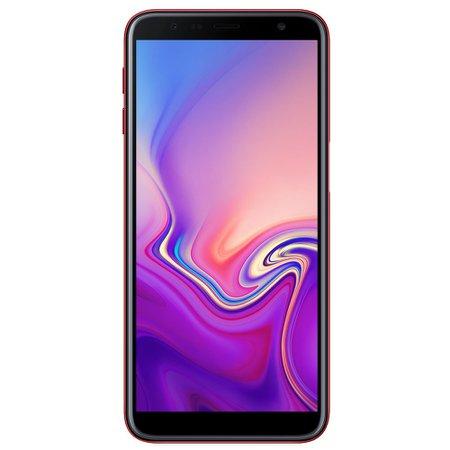 Smartphone Samsung Galaxy J6 Plus, 32GB, Dual Chip, 4G, Vermelho - SM-J610G
