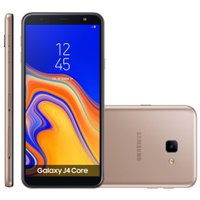 Smartphone Samsung Galaxy J4 Core, 16GB, Dual Chip, 8MP, 4G, Cobre - SM-J410G