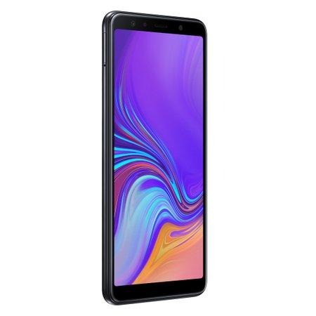 Smartphone Samsung Galaxy A7, 64GB, Dual Chip, 4G, Preto - SM-A750G