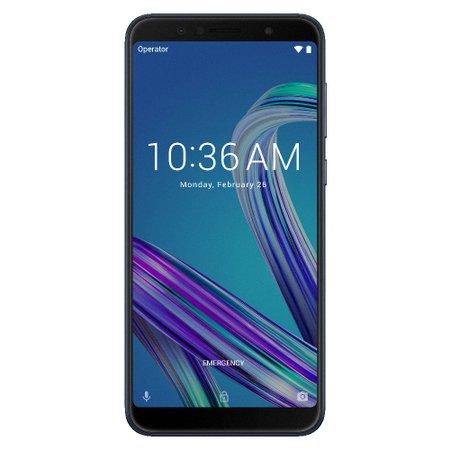 Smartphone Asus ZenFone Max Pro 64GB 4GB RAM Preto - ZB602KL