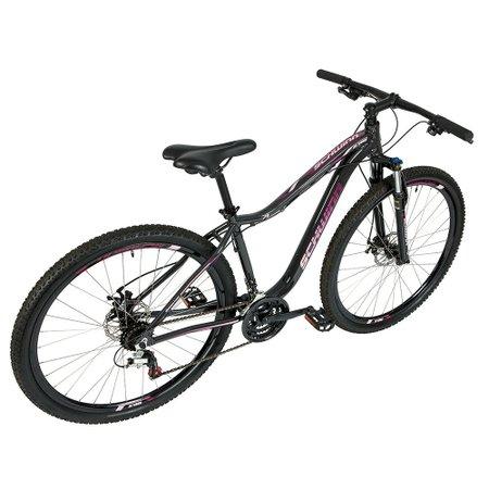 Bicicleta Schwinn Nevada, Aro 29, Quadro em Aluminio, Cinza