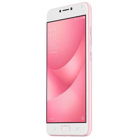 Smartphone Asus ZenFone Max M1, 32GB, 4G, 13MP + 5MP, Dual Chip, Rosa - ZC520KL