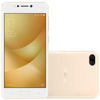 Smartphone Asus ZenFone Max M1, 32GB, 4G, 13MP + 5MP, Dourado - ZC520KL